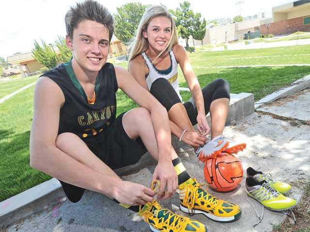 More than an Athlete: Zack Bietsch & Kendall Bietsch