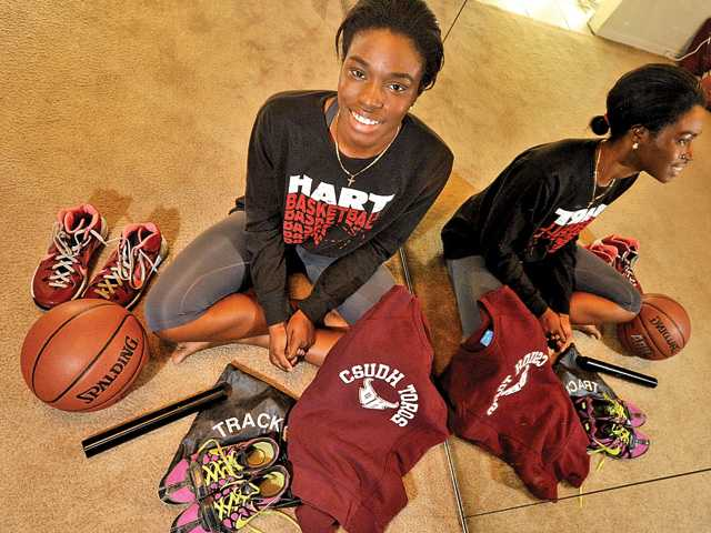 More than an Athlete: Hart's Liz Sulaiman