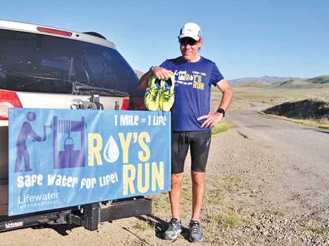 Burbank man to run 100 miles in 24 hours for local boy