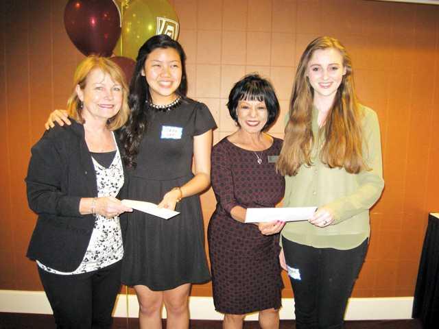 Zonta awards $15,900 in scholarships, grants
