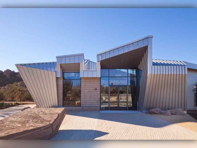 Stay Green, Vasquez Rocks honored
