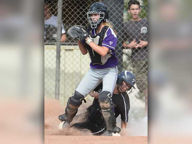 SCV baseball, softball, V-Ball players named All-CIF