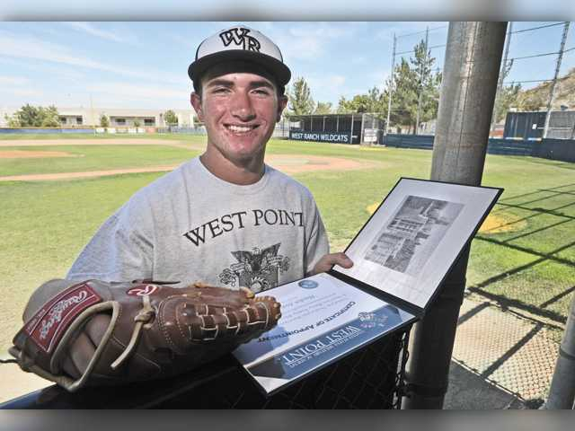More than an Athlete: West Ranch's Hayden Cook