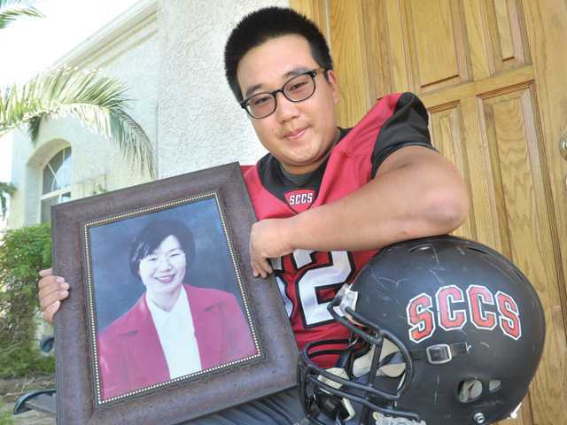 More than an Athlete: SCCS's Richard Min