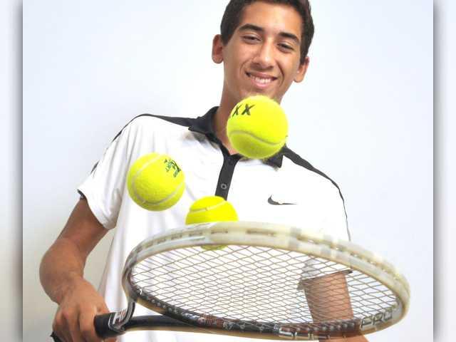 2015 All-SCV Boys Tennis Singles Team