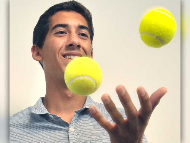 2015 All-SCV Boys Tennis Singles Team