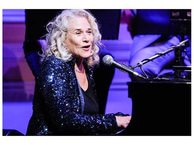 Carole King concert, Wim Wenders documentary on Blu-ray, DVD