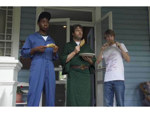 Quirky 'Me and Earl and the Dying Girl' is a heartwarming sermon on friendship