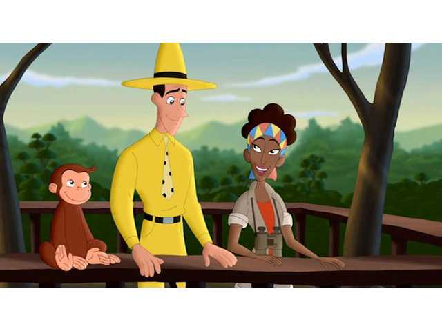 New Tom and Jerry, Curious George cartoons on DVD this week