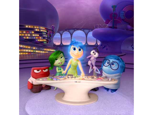 Five for Families: 'Inside Out' portrays 'strong values'