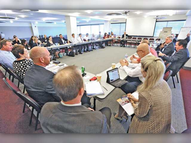 Santa Clarita gives input for region's growth