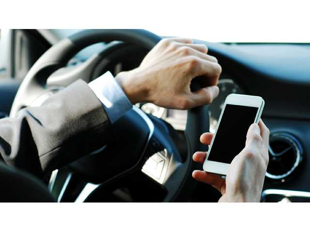 How to put the brakes on distracted driving