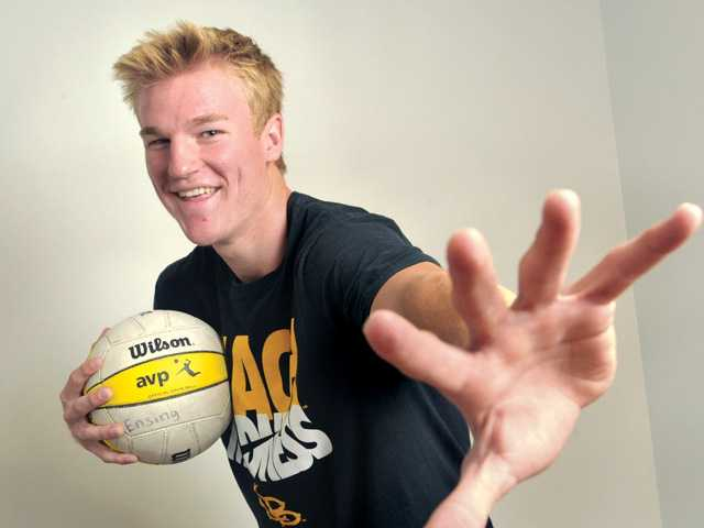 2015 All-SCV Boys Volleyball Team