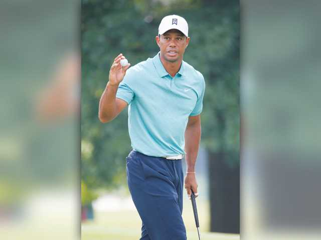 Tiger, Max Homa in the hunt at The Greenbrier Classic