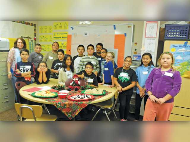 Mint Canyon's Student Voices for Healthy Choices