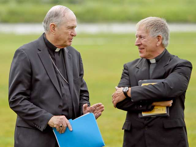 Catholic leaders press GOP to heed pope on climate, poor
