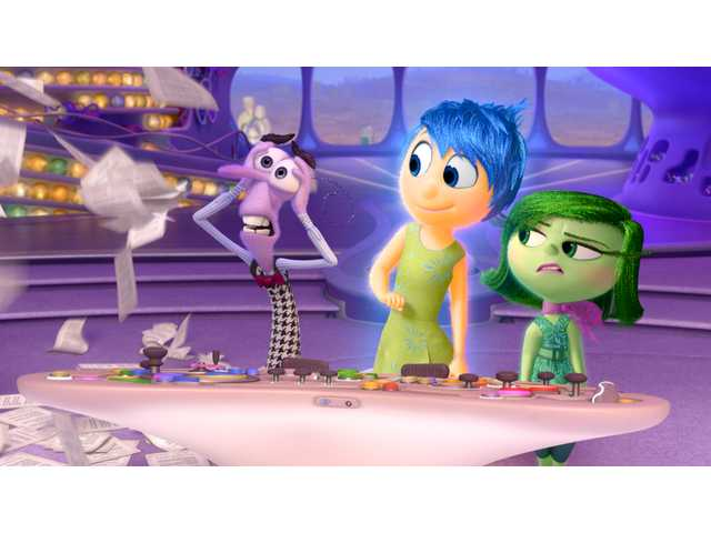 How Pixar's movie 'Inside Out' can make you better