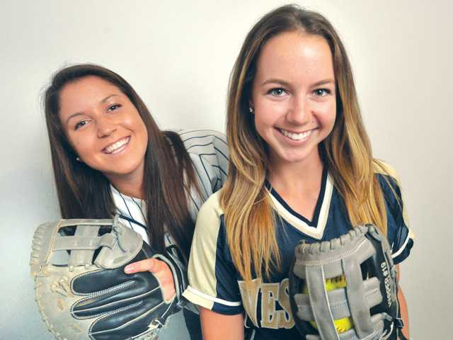 2015 All-SCV Softball Team