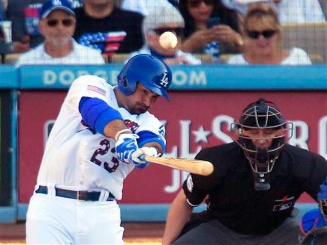 Greinke outduels Harvey in Dodgers' 4-3 win over Mets