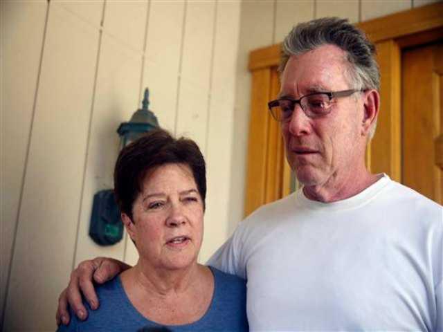 Slain woman's parents focused on healing, not sanctuary law