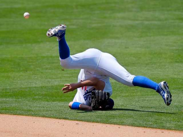 Dodgers stumble to 8-0 loss against Mets, drop series