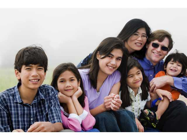Making a blended family work