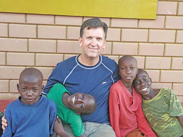 Real Life Church serves Ugandan orphans