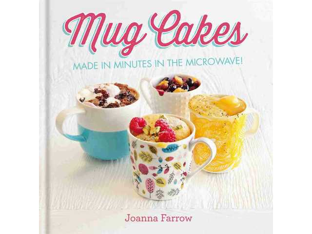 Cookbook review: 'Mug Cakes' shares 30 desserts to make in the microwave