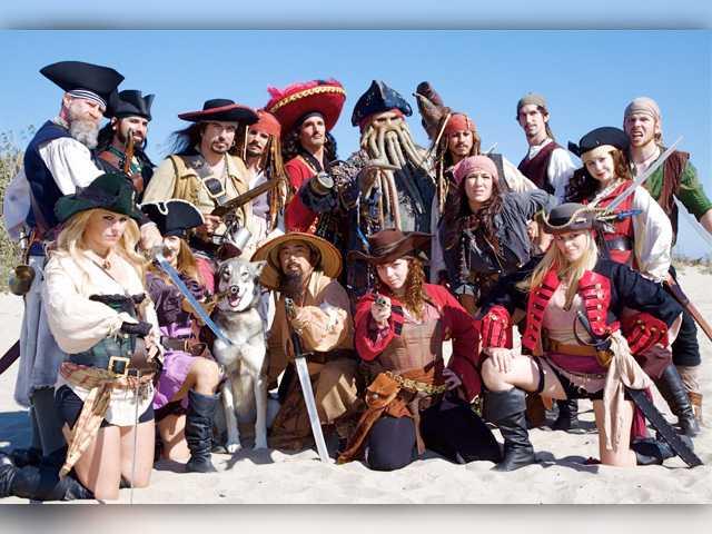 Ventura Harbor 10th Annual Pirate Days Festival