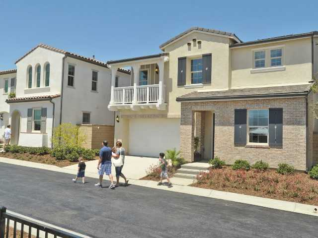 New home community debuts