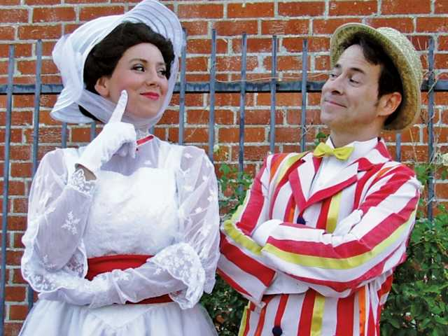 "Saugus School Teacher a Mary Poppins who is ""Practically Perfect in Every Way""!"