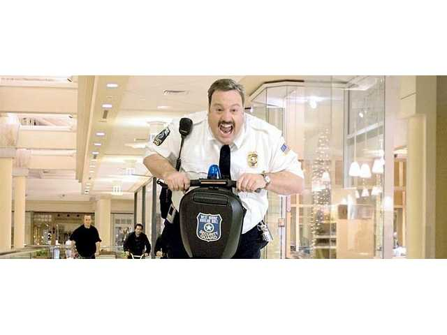 'Paul Blart: Mall Cop 2' is on Blu-ray and DVD this week