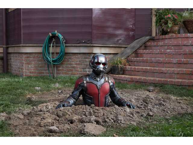 How 'Ant-Man' puts the Marvel method to the test