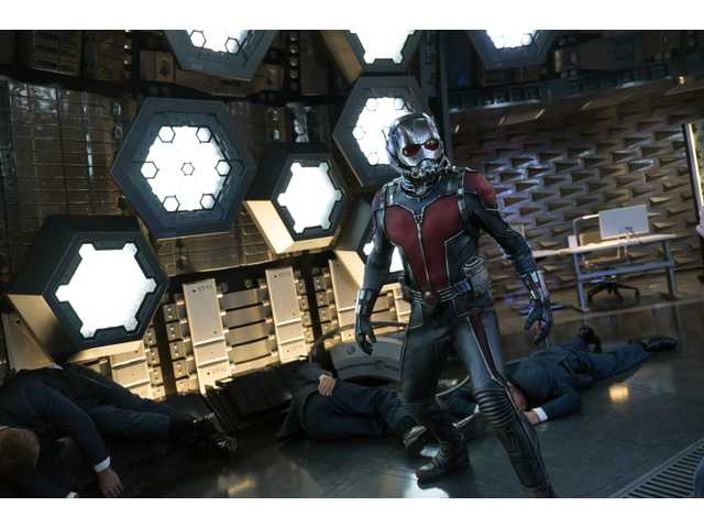 'Ant-Man' scores big with comedy, creativity