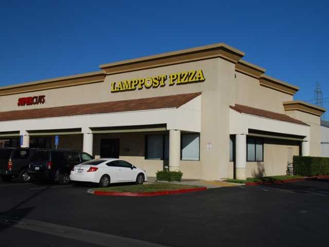 Former Lamppost Pizza space rented on long term lease