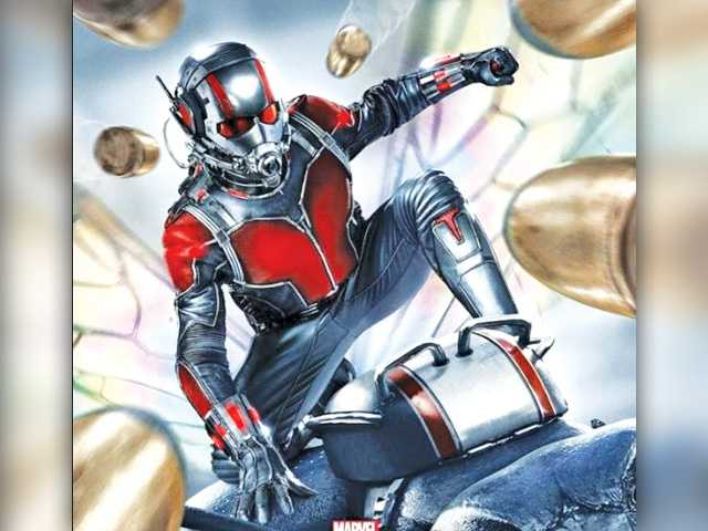 """The problem with the """"Ant-Man"""" movie is they made an """"Ant-Man"""" movie."""