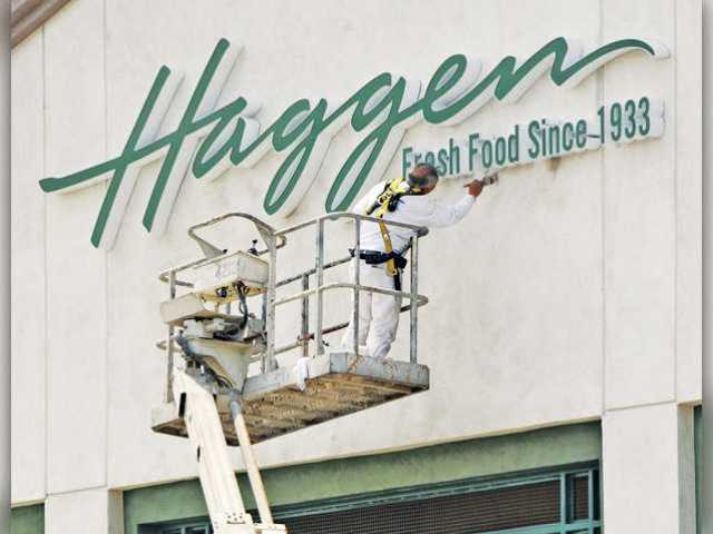 Albertsons suing Haggen over $40M in inventory
