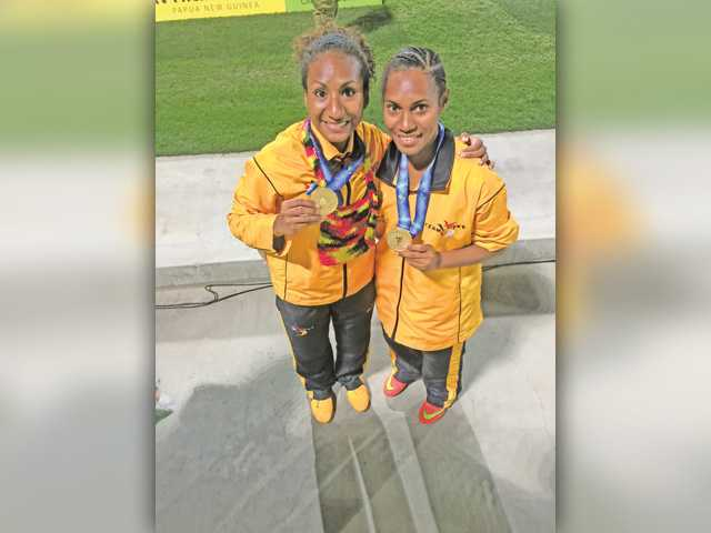 College of the Canyons women's soccer player represents Papua New Guinea