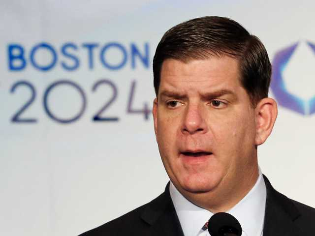 UPDATE: Boston out as US candidate for 2024 Olympics