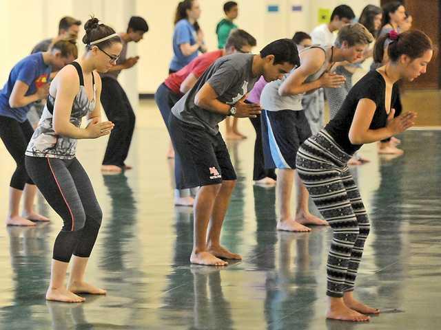 Arts for high schoolers flourish on CalArts campus