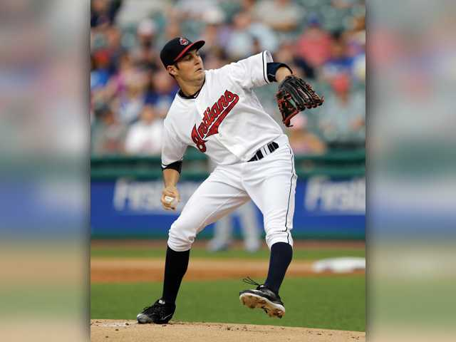 Hart grad Bauer goes all 9 but falls for Indians