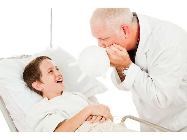 Hospitals, care centers employ laughter as treatment for health problems