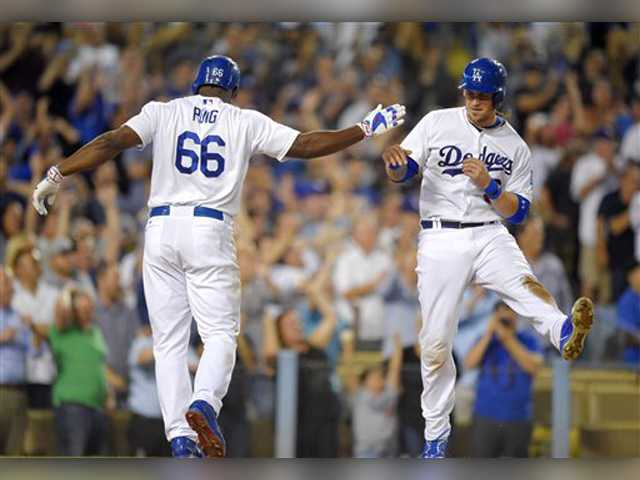 Dodgers rally for dramatic comeback win