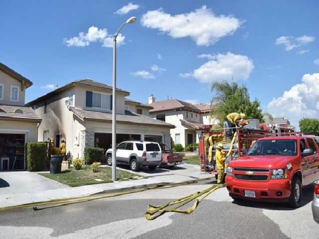 Update: Garage burns in Fair Oaks Ranch