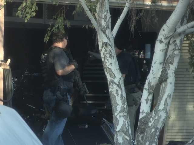 Search warrants served in SCV part of interstate case