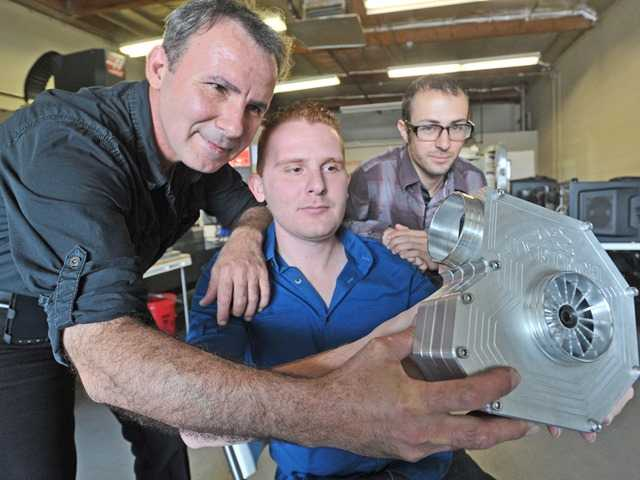 Boosting Performance on a Muscle Car Using Aerospace Engineering Methods