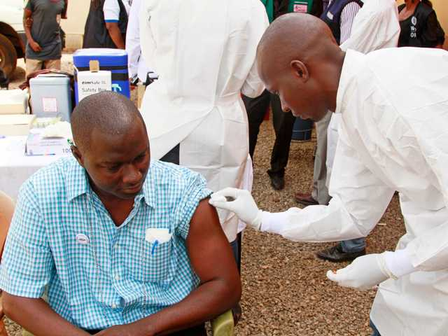 Experimental Ebola vaccine could stop virus in West Africa