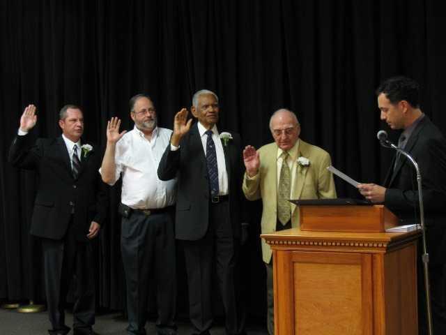 Samuel Dixon Family Health Centers installs Board of Directors