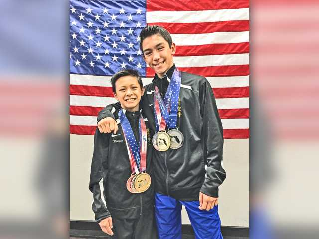 Local athletes ready for international karate championships