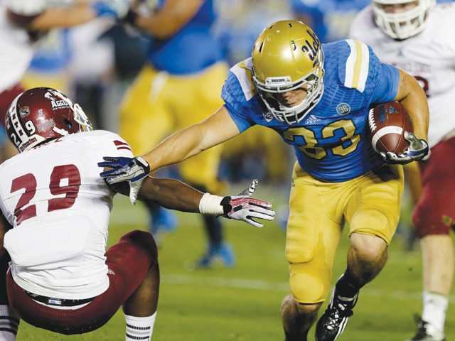College football trio with local ties returns after injury-plagued 2014